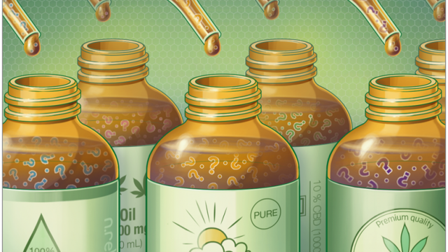 Cannabidiol Products Are Everywhere, but Should People Be Using Them?