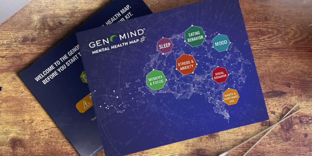 Introducing Genomind® Mental Health Map™