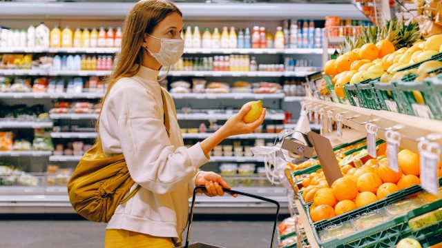 PASWFL Dietitian Offers Grocery Shopping Tips for Healthy Eating During COVID-19 Pandemic